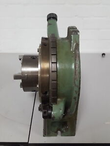 Schaublin Milling Machine Rotary Table Engineering