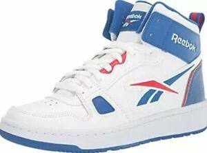 Reebok Men's Basketball Shoes high mid royal blue pump high style GZ9292 size 12