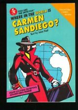 Where in the World Is Carmen Sandiego? (You Are the Detective) by John Peel