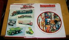 IMPULSE MINI-POWER TRUCK & CONSTRUCTION EQUIPMENT DIE-CAST MODELS LEAFLET