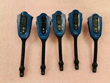 New ListingLot 5x Honeywell Vocollect Srx2 Bluetooth Wireless Headset Hd-1000-101 No Bat Nr