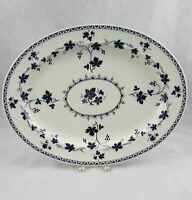 "Royal Doulton Yorktown Large Oval Serving Platter 16"" x 12"""