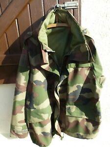 veste chasse pêche camouflage militaire type gore tex XXL