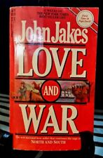 The North and South Trilogy: Love and War Vol. 2 by John Jakes (1985, Paperback)