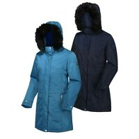 Regatta Womens Lexis Insulated Hooded Parka Waterproof Jacket. RRP £120
