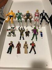 Action Figures Misc Lots: Star Wars Venom Ghost Buster Batman Power Rangers Plus