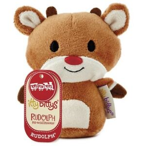 Rudolph the Red-Nosed Reindeer Itty Bittys by Hallmark