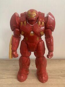 "Marvel Avengers Age of Ultron Titan Hero Series 12"" Hulk Buster Action Figure"