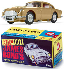 CORGI 04204G JAMES BOND ASTON MARTIN DB5 GOLD VERSION 2014-2015 RELEASE
