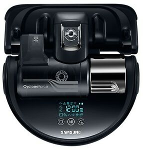 Samsung VR20K9350WK Powerbot Suction Automatic Robotic Vacuum Remote Controlled