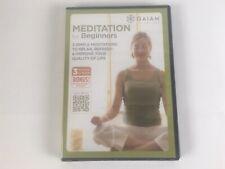 BRAND NEW Meditation for Beginners DVD