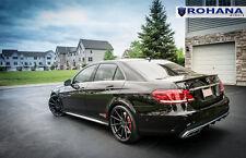 20x9 20x10 +45 Rohana RF1 5x112 Black Wheel Fit Mercedes E63 Amg 2014 Staggered
