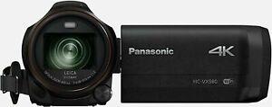 Panasonic HC-VX980EG-K 4K 18,91 MP 20 x Fach Optische Zoom
