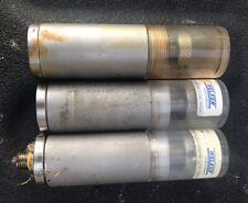 Set (3) WELKER Crude Oil Sampler Volume Regulator  AWL-2