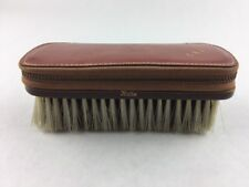 Vintage Shoeshine Polisher Sheldon w/ Accessories Zippered Storage Compartment