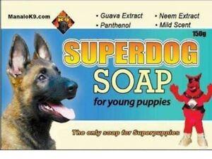 YOUNG PUPPIES SUPERDOG SOAPS BAR 135GMS