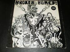 BROKEN BONES FALL OUT RECORDS 1984  RARE!