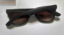 New 80's Unisex Vintage Tortoise Shell Shop Dead Stock Sunglasses