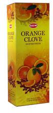 Hem Best Seller Incense Sticks Orange Clove 120-Stick Free Shipping
