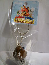 Super Mario Figures Key Ring Chain PORTACHIAVI Goomba