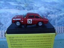 1/43 Progettok  (Italy) Alfa Romeo Giulia GTA tour de Corse 1968
