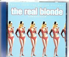 CD ALBUM BOF/OST 11 TITRES--THE REAL BLONDE--SPACE/YELLO/HOOVERPHONIC