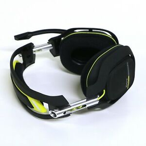 ASTRO A50 Gaming Wireless Headset for Xbox ONE Black/Green - headset Only