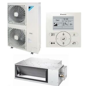 Daikin Ducted Aircon System Reverse Cycle 16kW Premium Inverter Single phase