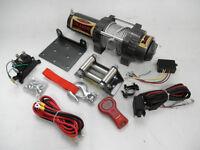 Dragon Winch Seilwinde für Quad ATV Buggy mit Fernbedienung Funk 3500lbs 12 Volt