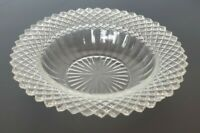 "Vintage Miss America Clear by Anchor Hocking 6-1/4"" Cereal Bowl Depression Glass"