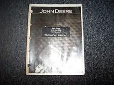 John Deere 240 250 Skid Steer Technical Shop Service Repair Manual TM1747