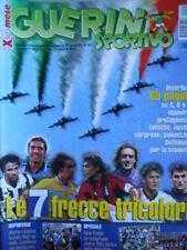 Guerin Sportivo n°34 1999 con inserto 68 pagine BARI INTER CAGLIARI PERUG [GS40]