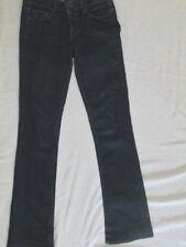 $199 Paige manhattan size 27 blue jeans mid rise pants elyse w1597 skinny jeans