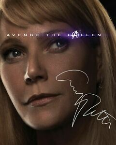 GWYNETH PALTROW - AVENGERS SIGNED AUTOGRAPHED A4 PP PHOTO POSTER