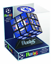 Chelsea FC Rubik's Cube Puzzle Premiership Football Team Collectors Edition