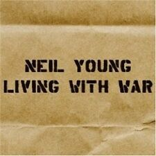 "Neil YOUNG ""Living with era"" CD NUOVO"