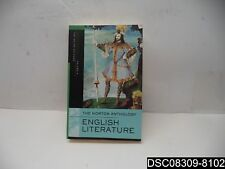 The Norton Anthology of English Literature Volume A 8th ISBN 978-0-393-92830-3