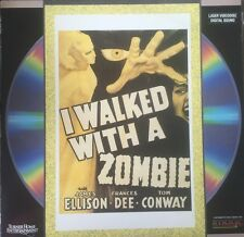 I Walked with a Zombie - James Ellison - Frances Dee - Tom Conway - LaserDisc