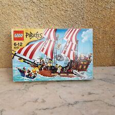 LEGO PIRATE  Brickbeard's Bounty référence 6243 notice +boite complet neuf
