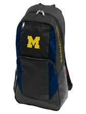NCAA Logo Michigan Wolverines Closer Backpack NWT