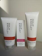 PHILIP KINGSLEY re-moisterizing Shampoo conditioner elastisizer