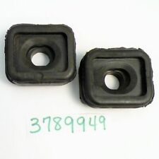 c] NOS 54-67 Chevy Pickup, Truck REAR LOWER Motor Mounts PAIR GM 3789949