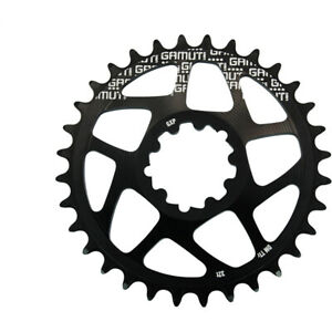 Narrow Wide 32T Chainring Direct Mount Sram GXP. Gamut Race Ring Brand New