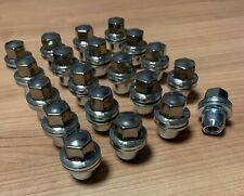 Land Rover Discovery 3 Range Rover Sport Wheel Nuts. Set of 20 Silver