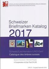 Catalogus SBK Zwitserland 2017