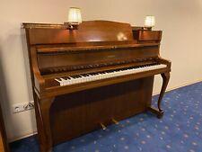 Schimmel Klavier, Nussbaum, vom Klavierbaumeister, 3 J. Garantie