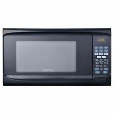 Sunbeam 0.7 Cu-Ft. Digital Microwave Oven-Black