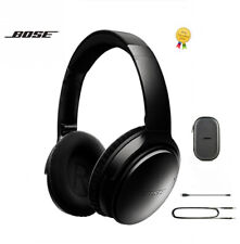 BN Bose QC35 QuietComfort Noise Cancel Bluetooth Wireless Headphones Black UK