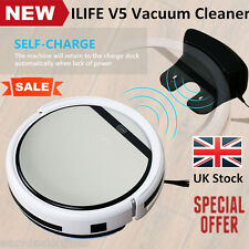 ILIFE V5 Vacuum Cleaner Smart Cleaning Robot Floor Auto Dust Sweeping Machine