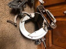Mathey Dearman Beveling Machine